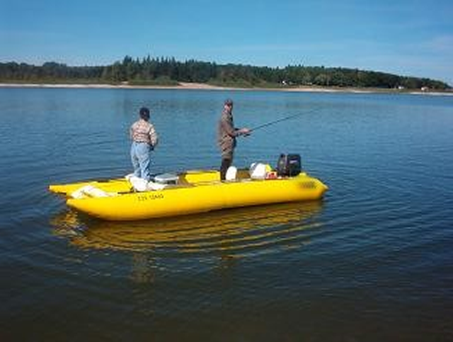 Seawolf inflatable boats for Inflatable fishing boats